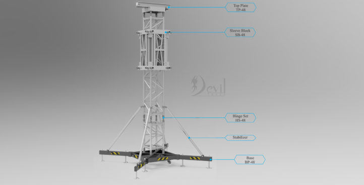 SST-48 TOWER